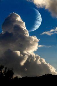 Fantasy planet